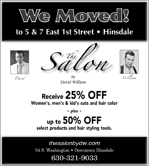 We Moved! To 5 East 1st Street