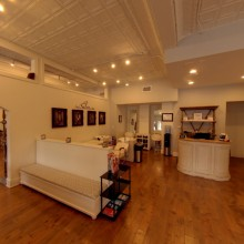 Salon Interior 1