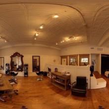 Salon Interior - Panoramic 1