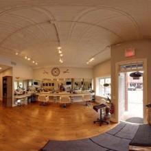 Salon Interior - Panoramic 2
